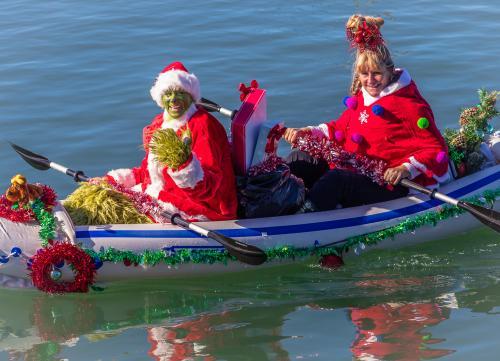 Paddle Parade