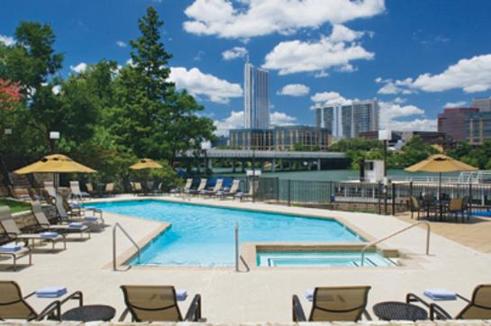 Hyatt Regency Austin Pool
