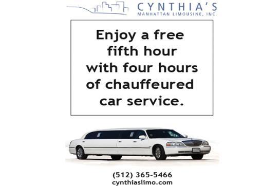 Cynthias limo
