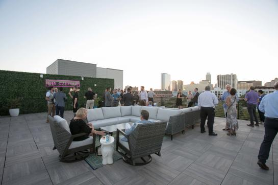 Rooftop Event