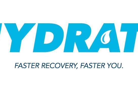 Hydrate logo