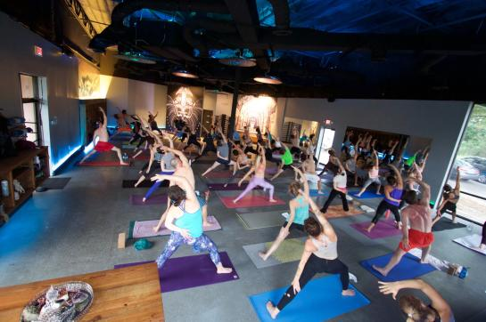 Black Swan Yoga South Austin Yoga Life