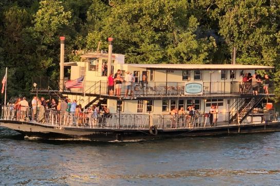 Lake Austin Riverboats