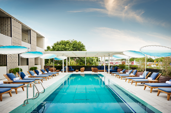 South Congress Hotel – Pool