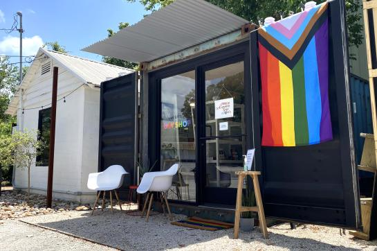 The Little Gay Shop