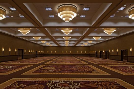 Hyatt Regency Austin Texas Ballroom