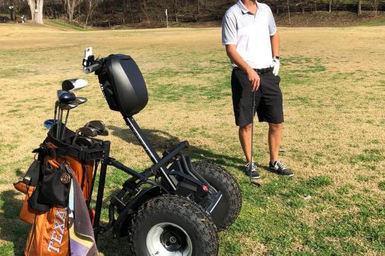 Transport Yourself Golf
