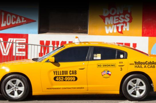 Cabs In Austin >> Yellow Cab