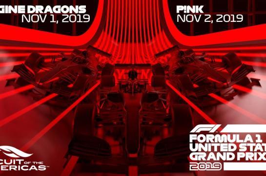 Resultado de imagen de GP AUSTIN F1 2019