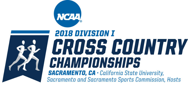 NCAA Cross Country Logo