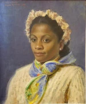Eugene Speicher Painting