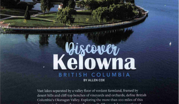 Discover Kelowna