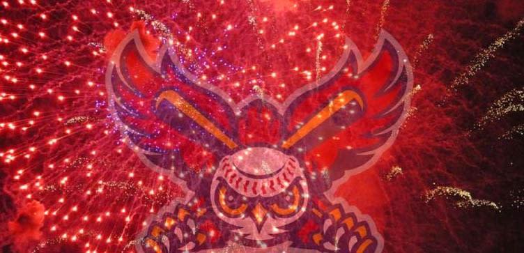 orem owlz fireworks