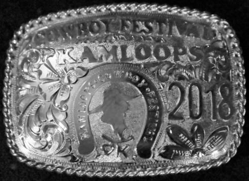 Cowboy Fest Buckle image