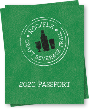 ROC/FLX Craft Beverage Trail Passport