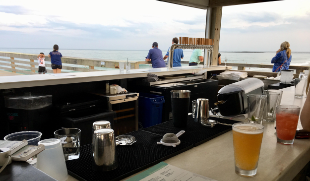 Oceanic Bar in Wrightsville Beach
