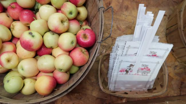 Musgrave Orchard Apples
