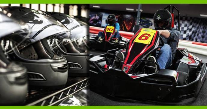 Xtreme Racing Electric Go Karts