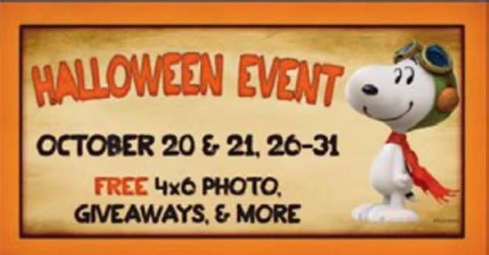 Cabela's Halloween Event