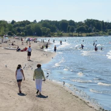 Lake Ontario Beach
