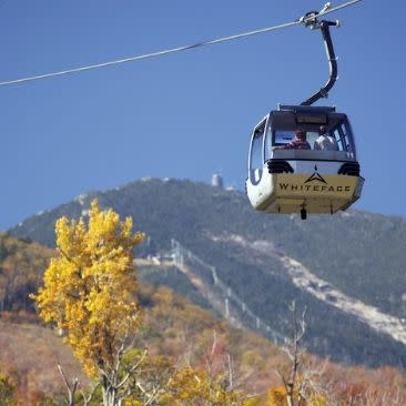 Cloudsplitter Gondola at Whiteface Mountain