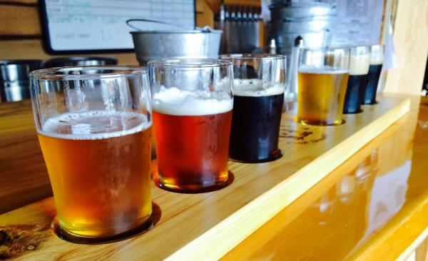 Lunkenheimer Brewery on the Finger Lakes Beer Trail