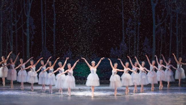 Nutcracker Ballerinas