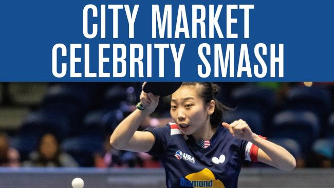 CITY MARKET CELEBRITY SMASH Logo