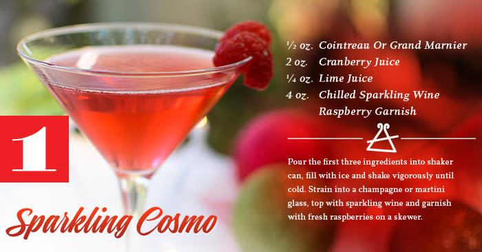 Sparkling Cosmo Recipe
