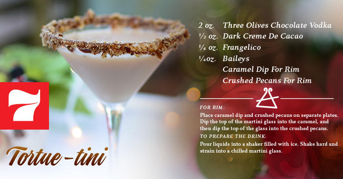 Tortue-Tini Recipe