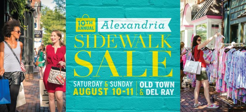 2019 Sidewalk Sale