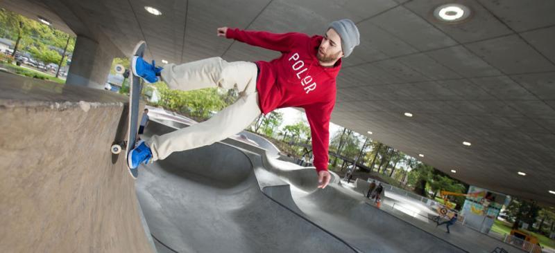 WJ Skatepark + Urban Plaza