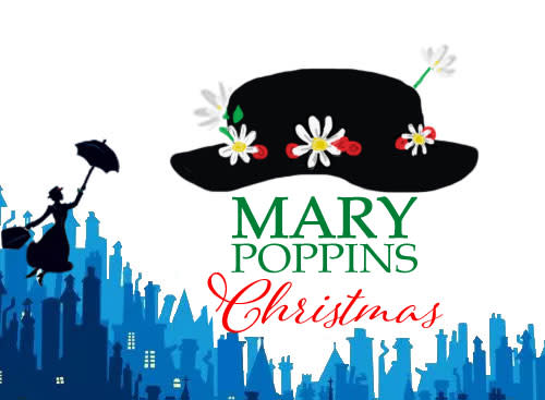 Mary Poppins Christmas