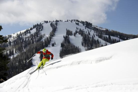 RR - Deer Valley Skier