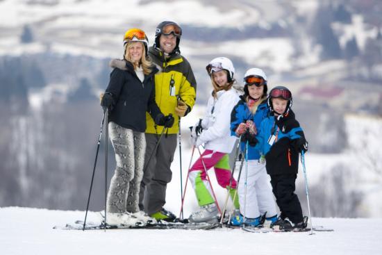 Greek Peak Family