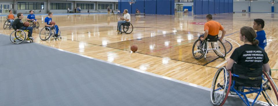Tunstone Wheelchair Basketball