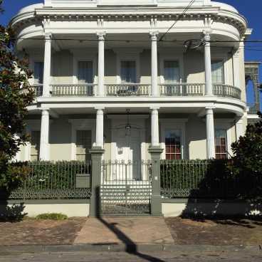 Robinson Family House/Garden District