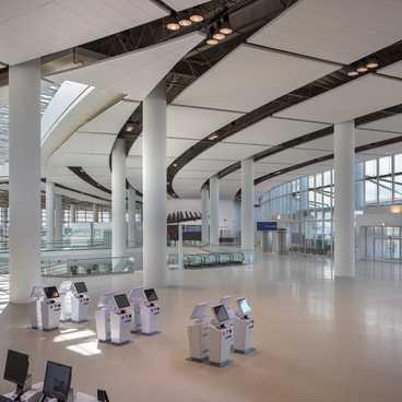 New Airport Main Lobby