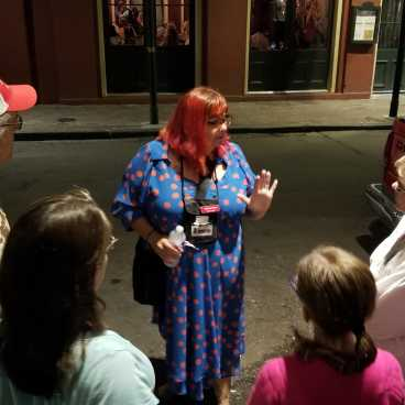 Family Ghost Tour 1