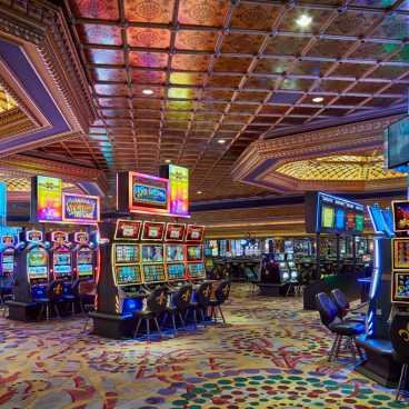 Harrah's New Orleans Casino Slots