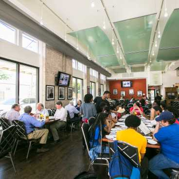 Cafe Reconcile Dining Room