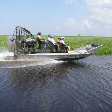 High Speed Airboat
