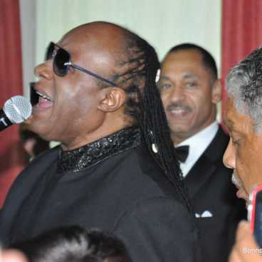 B-Sharp with Stevie Wonder
