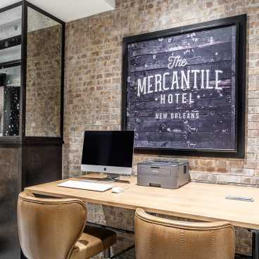 The Mercantile Hotel Business Center