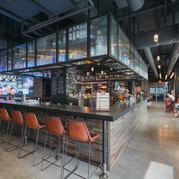 Moxy Hotel Bar