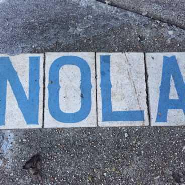 NOLA Street tiles
