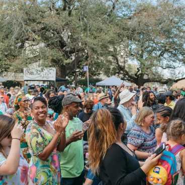 Congo Square New World Rhythms Festival | New Orleans