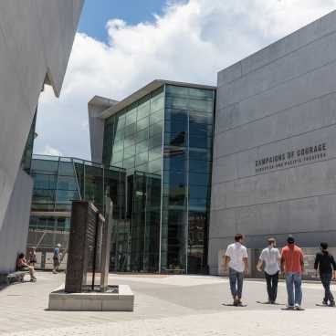 National WWII Museum Exterior #2