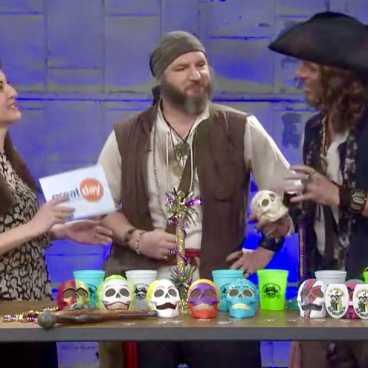 Pirates on TV