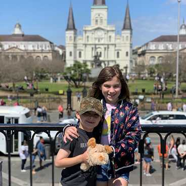 St. Louis Cathedral Kids